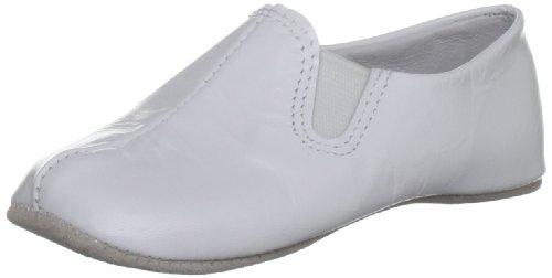 Rachel Riley Elastiques White Slipper Rrshoe2apl 6 UK Toddler