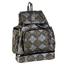 Kalencom Diaper Backpack, Gecko Red