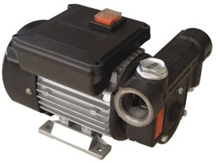 Fuel transfer pump, 230V, 60 litres/minute, diesel etc