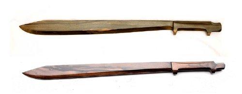 Kamagong Wood Bolo