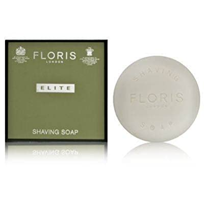 Cheapest Floris Elite by Floris London for Men 3.5 oz Shaving Soap Bowl Refill from Floris London - Free Shipping Available