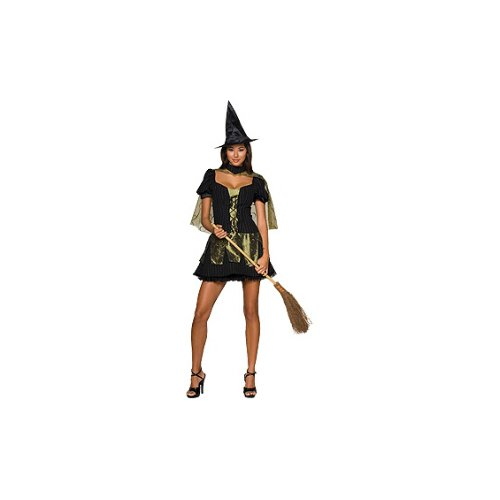 Wicked Witch of the West Costume - Small - Dress Size 6-10