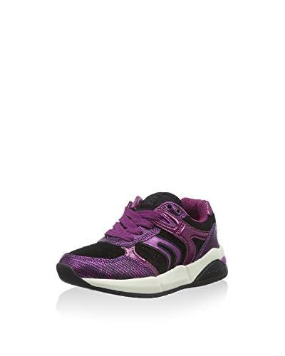 Geox Sneaker J Hideaki Girl C  [Violetto]