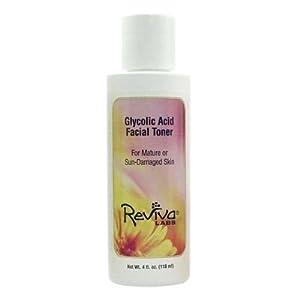 Reviva Labs Glycolic Acid Facial Toner Facial Astringents from Reviva
