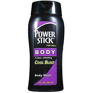 PUISSANCE DE BÂTON Body Wash souffle frais pour