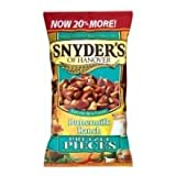 Snyders of Hanover Buttermilk Ranch Pretzel Pieces, 12-Ounce (Pack of 12)