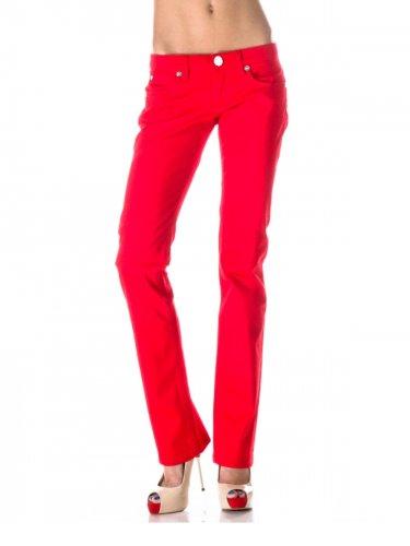 Phard Pantalone Brad rosso