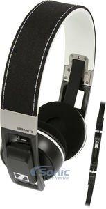 Sennheiser Urbanite Galaxy On-Ear Headphones - Black