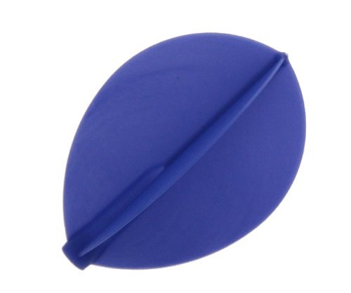 COSMO DARTS Fit Flight Teardrop Deep Blue (3 Pack)