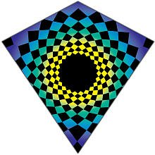 Prism Geo Diamond Kite