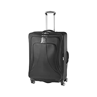 Travelpro Luggage WalkAbout LITE 4 29-Inch Expandable Spinner Upright with Suiter, Black, One Size