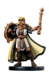 D & D Minis: Cleric of Lathander # 1 - Archfiends (Cleric Mini compare prices)