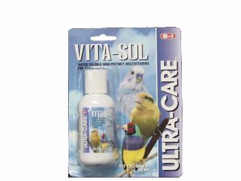 Cheap 2 Pack Vitasol For Birds 2oz (Catalog Category: Bird / Vitamins & Supplements) (BEOD372)