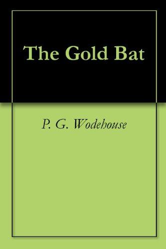 The Gold Bat ($.99 Popular Classics)