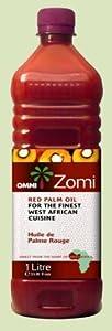 Omni Zomi Red Palm Oil 33.81 Oz