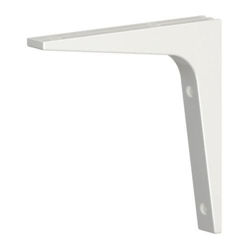 IKEA(イケア) EKBY ST?DIS ホワイト 20172892 ブラケット、ホワイト