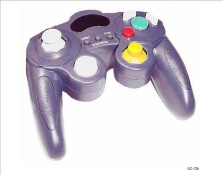Nintendo Gamecube Wii Rumble Joypad Controller