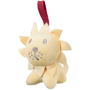 Miffy Cute As a Button Attachable Lion by Rainbow Designs