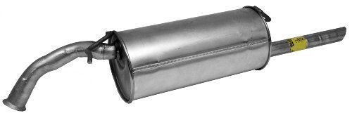 Walker 54658 Quiet-Flow Stainless Steel Muffler Assembly by Walker (Muffler Toyota Corolla 99 compare prices)
