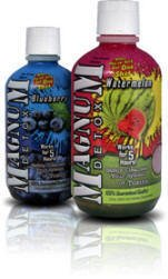 Magnum Detox 32oz 1 hour cleanser Watermelon flavor