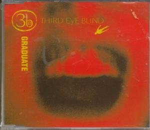GRADUATE CD GERMAN ELEKTRA 1997 by Third Eye Blind