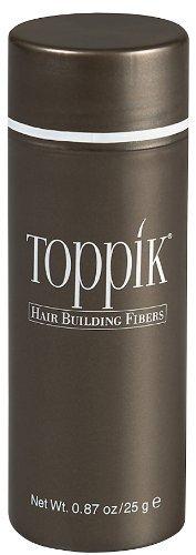 Toppik Hair Building Fibers - Gray (.87 oz.)