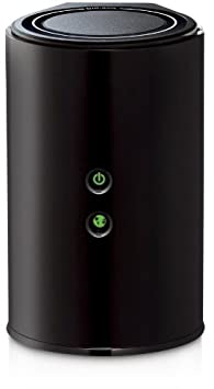D-Link AC1200 - Router (10, 100 Mbit/s, 10/100Base-T(X), 802.11a, 802.11ac, 802.11g, 802.11n, 300, 867 Mbit/s, Ethernet (RJ-45), 2.0) Negro