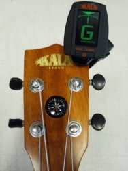 Kala Clip-on Uke Tuner