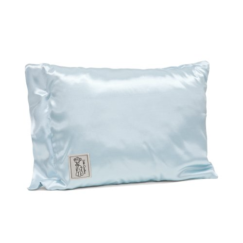Little Giraffe Satin Nap Pillow All Colors (Blue)