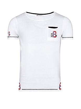Nebulus Camiseta Manga Corta Holm (Blanco)