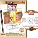 Matilda's Fantastic Cookbook Software 4 (Windows 7/Vista/XP)