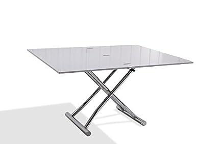 table relevable petit format