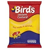 Bird's Instant Custard Original 75G