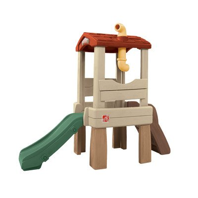 Tot-Crawl-Climber-Slide-Ladder-Baby-Toddler-Interactive-Play-Treehouse-Toy-Fun