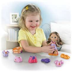 Fisher-Price Snap 'n Style Doll - Gabriela