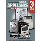 Warrantech Repair Master Three (3) Year Extention Warranty for Appliances