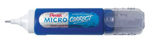 pentel-micro-correct-fine-precision-tip-fluid-correction-pen-12-ml