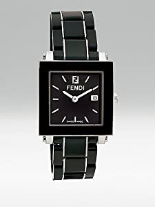 Fendi Ceramic Ladies Watch 621110 by Fendi