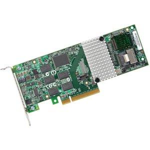 3Ware 9750-4I 4-Port Int., 6Gb/S Sata+Sas, Pcie 2.0, 512Mb Sas, Qi