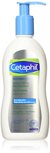 Cetaphil restoraderm skin restoring moisturizing lotion - 10 oz