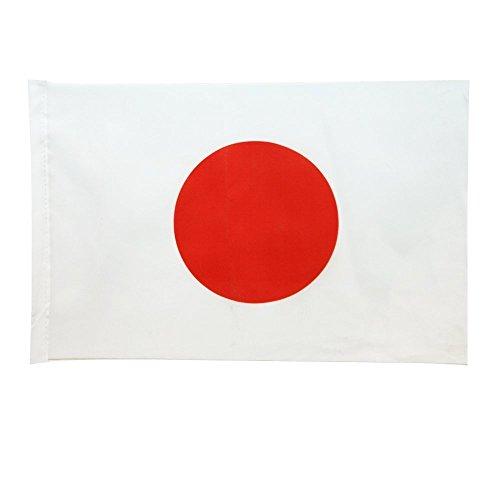 がんばれ日本 日本代表 応援用 日の丸 国旗 日本国旗 ワールドカップ 世界大会 駅伝 (特大サイズ)