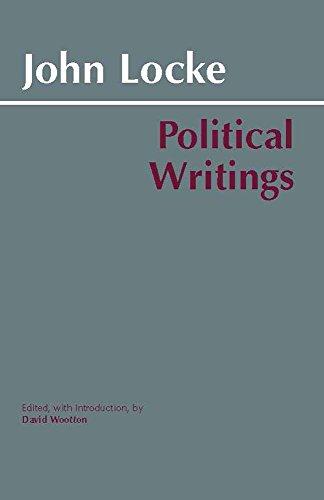 Locke: Political Writings (Hackett Classics)