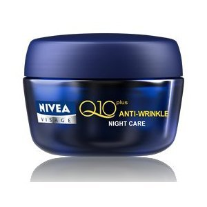 Genuine Nivea Visage Q10 Plus Anti Wrinkle Night Care