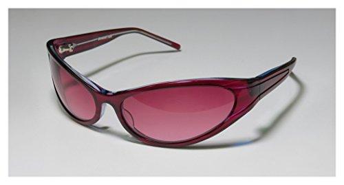 christian-roth-14255-mens-womens-wrap-full-rim-sunglasses-eyewear-64-16-115-wine