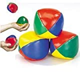Forum Novelties 51838 Professional Juggling Balls With Instructions - Perfect For Beginning Jugglers Toy / Game / Play / Child / Kid