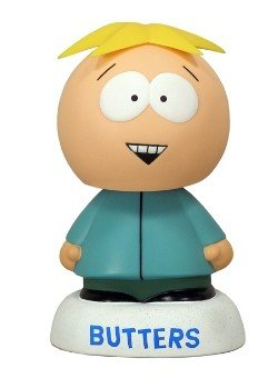 Talking Butters Wacky Wobbler