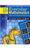 img - for Everyday Mathematics Math Journal, Grade 2, Vol. 1 book / textbook / text book