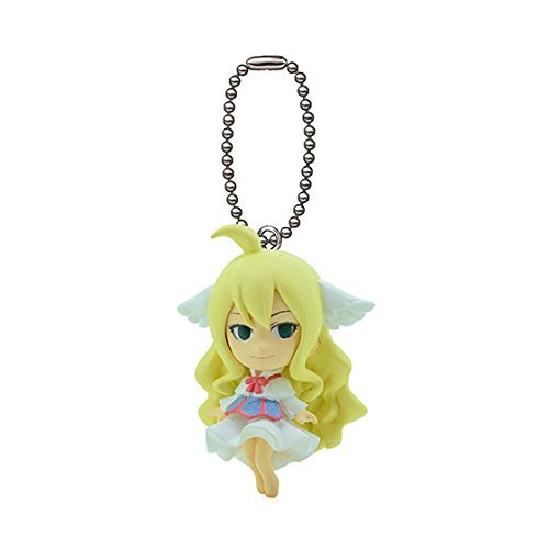 Bandai Fairly Tail Figure Mascot Swing Keychain Part-2~Mavis Vermilion - 1