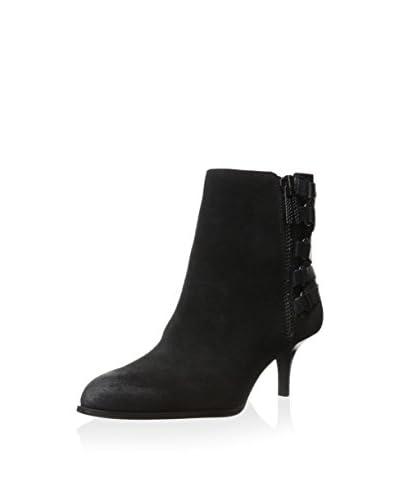 Luxury Rebel Women's Noelle Ankle Boot with Buckle Detail