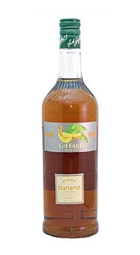 Giffard discount duty free Sirop de Banane Giffard 100cl